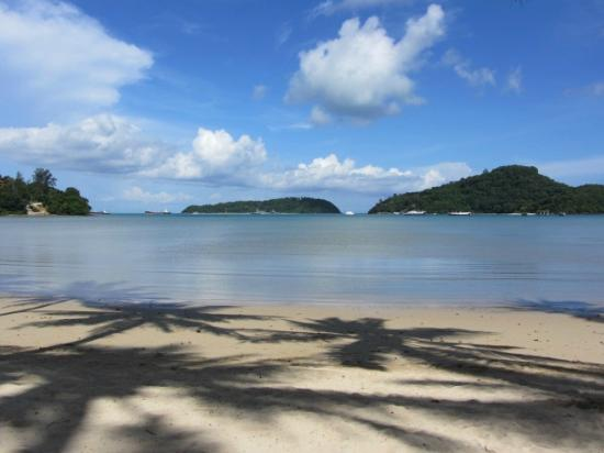 Phuket Panwa Beachfront Resort: Panwa Bay