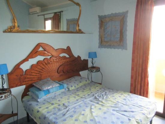 Ajanca B&B: Fantastic bed