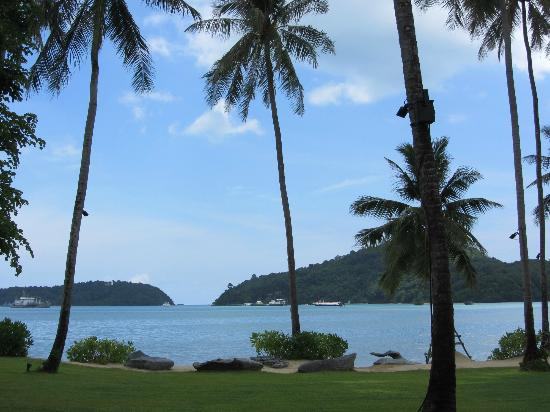 Crowne Plaza Phuket Panwa Beach: Panwa Bay