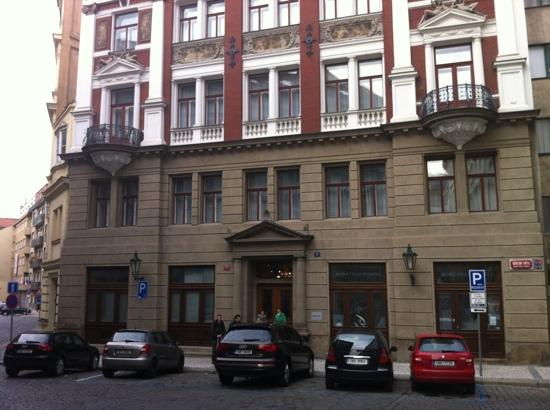 Residence Karolina - Prague City Apartments: straatgevel