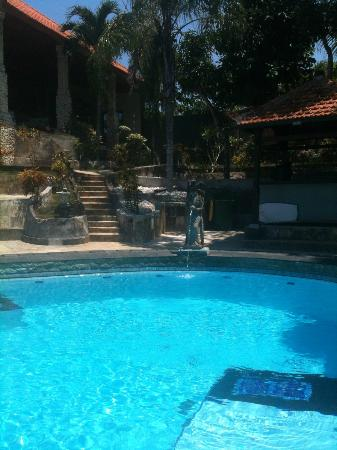 Puri Uluwatu Villas: Great pool