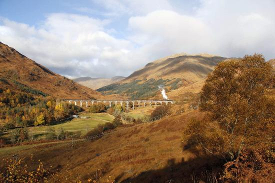 West Highland Line: Glenfinnan Viaduct