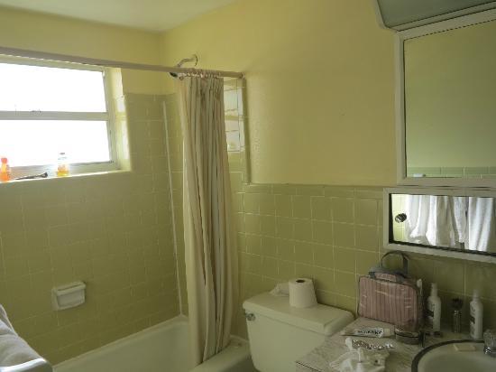 Seaside Motel : Salle de bains