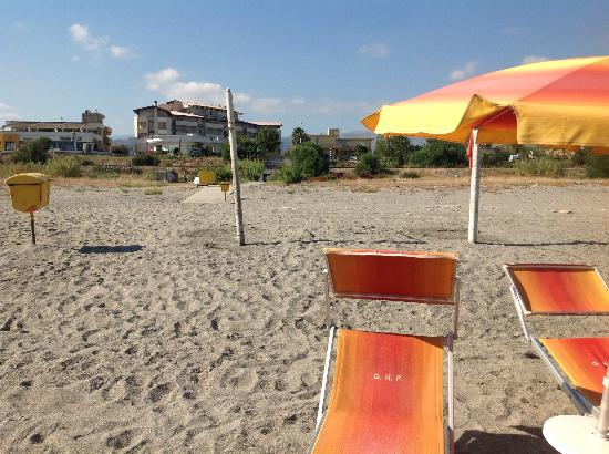 Grand Hotel President: Beach