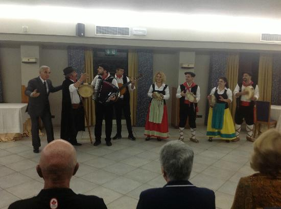 Siderno, إيطاليا: Folk Group