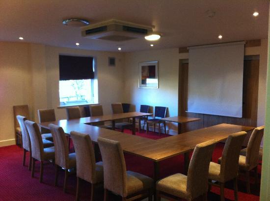 Premier Inn Newcastle (Washington) Hotel: Meeting Room