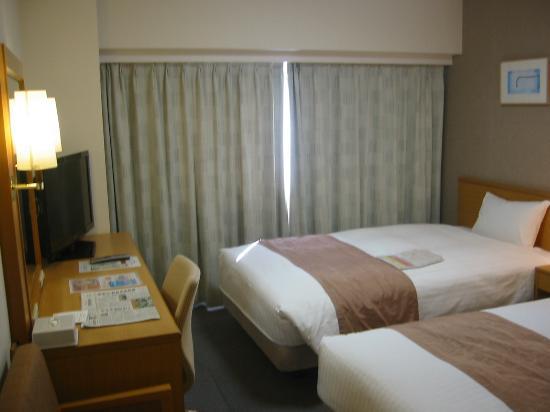 Hotel Hokke Club Hakodate: 清潔な部屋