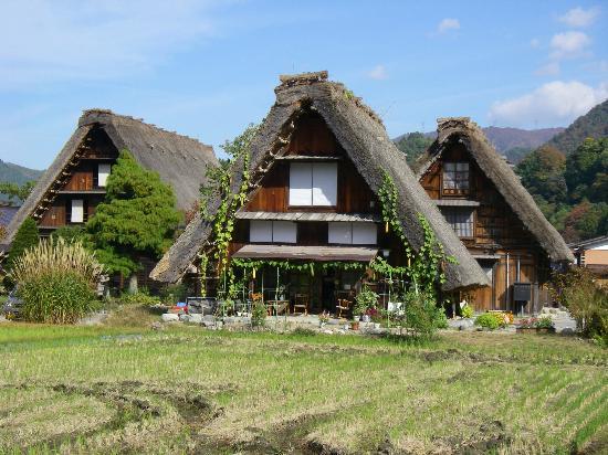 from within gasshou museum - Picture of Shirakawago Gassho Zukuri Minkaen, Sh...