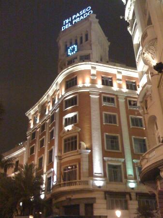 NH Collection Paseo del Prado: l'hotel di notte