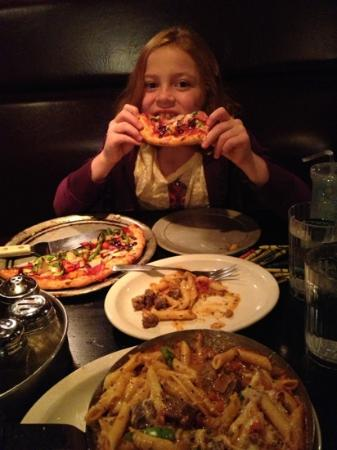 Mazzola's Italian Diner : enjoyable experience