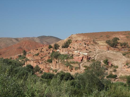 Imlil, Morocco: Villages
