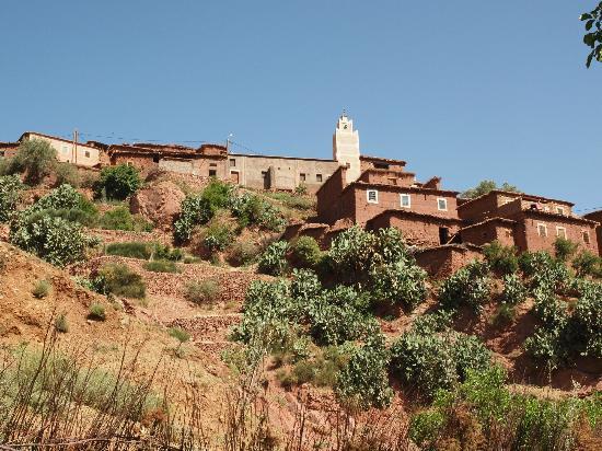 Imlil, Morocco: berber villages
