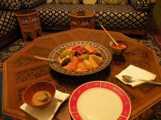 Imlil, Morocco: Berber Meal