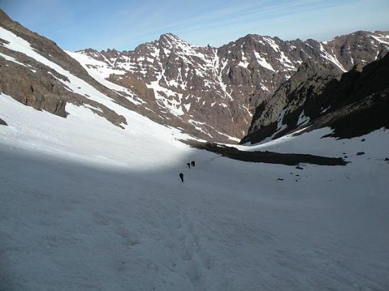 Imlil, Morocco: Ski Touring