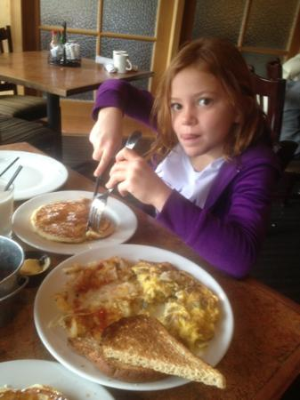 Rex's American Grill & Bar: decent food