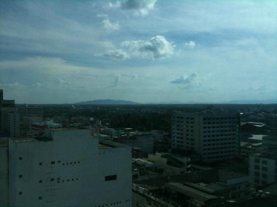 Centara Hotel Hat Yai: Deluxe Room View