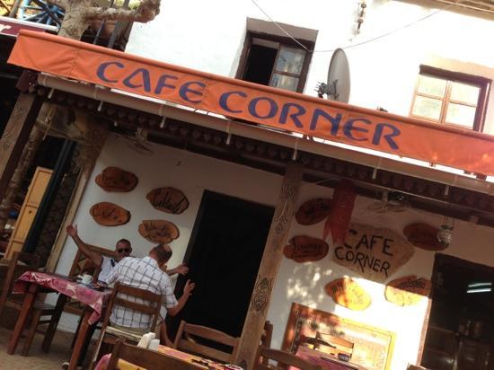 Cafe Corner restaurant: Schön, gemütlich!