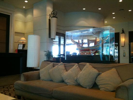 Centara Hotel Hat Yai: Lobby 6th Floor