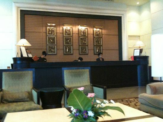 Centara Hotel Hat Yai: Lobby Area