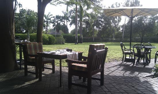 Dar es Salaam Serena Hotel: Garden view