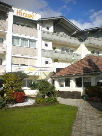 Residence Hirzer: ingresso residence