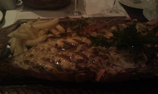 Dar es Salaam Serena Hotel: Lobster