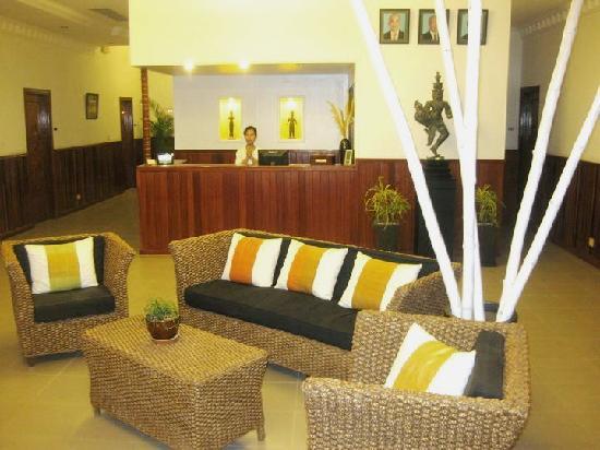 باساجيو بوتيك هوتل: Hospitality Desk
