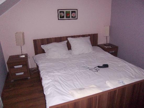 Hostel Krokodyl: chambre