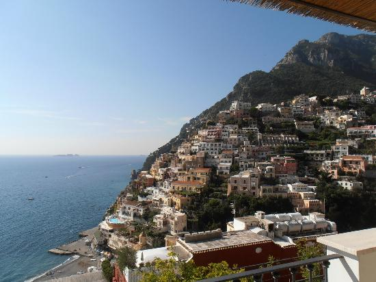 Villa Rosa: See much of the city, the sea, and the comings and goings in the harbor from your room