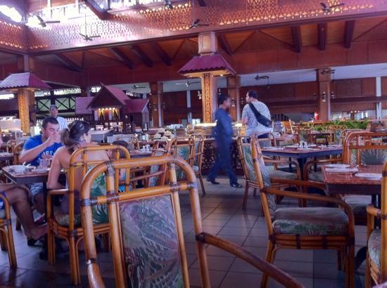 Berjaya Tioman Resort - Malaysia: The restaurant