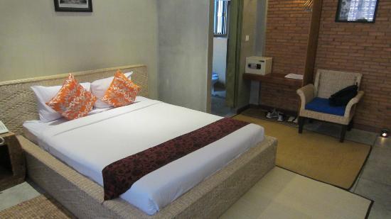 Frangipani Fine Arts Hotel: Camera hotel