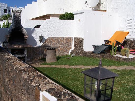 Casa Silvia: giardino