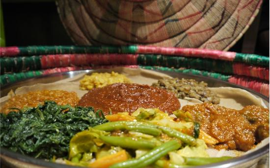 Mosob restaurant african restaurant westbourne park for African cuisine london