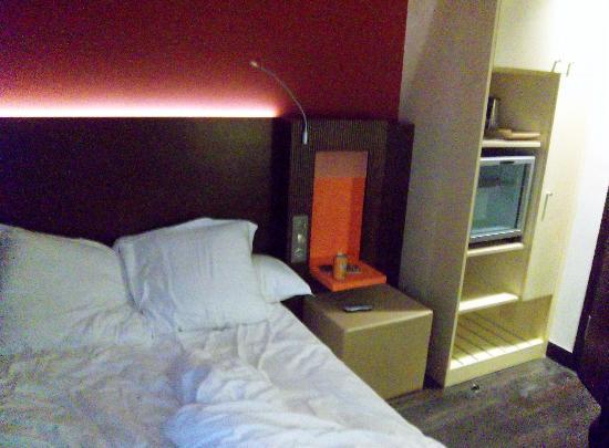 BEST WESTERN Seine West Hotel : la chambre