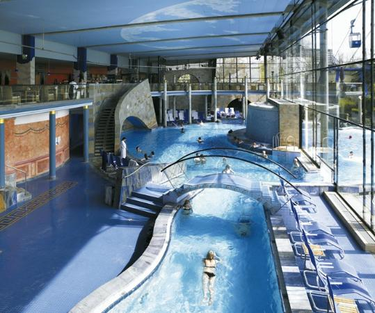Claudius Therme: Badehalle