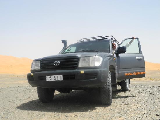 Riad Mamouche: 4x4 tour