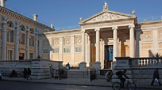 Photo of Tourist Attraction Ashmolean Museum of Art and Archaeology at Ashmolean Museum Beaumont Street, Oxford OX1 2PH, United Kingdom