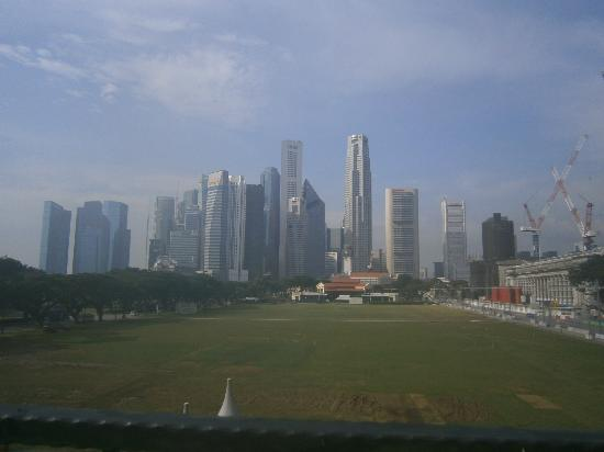 The Residence At Singapore Recreation Club: View over the Padang