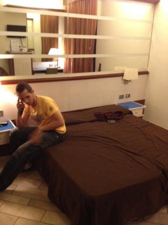 Hotel Eden: camera doppia