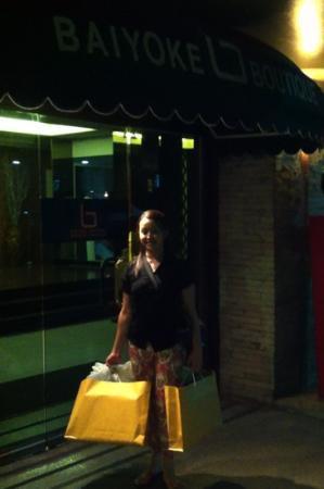 Baiyoke Boutique Hotel: baiyoke boutique lobby
