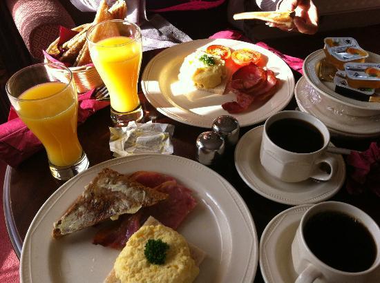 Glendalough Hotel: Fabulous Breakfast