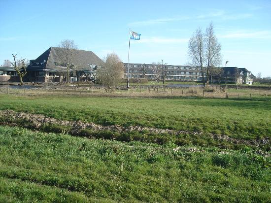 Van der Valk Hotel Volendam: Afslag Volendam