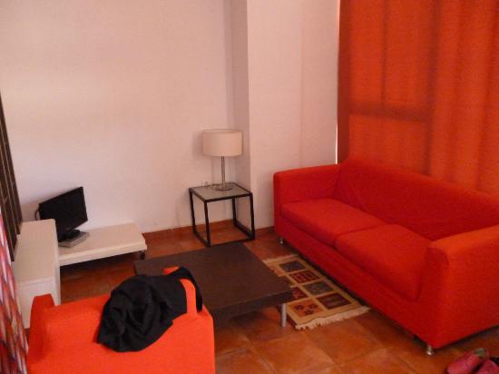 Apartamentos Botanico 29: Living Room
