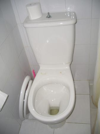 Europa Hotel: WC Brille
