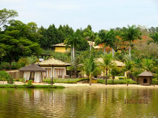 Dois Santos Porto Feliz: Lago