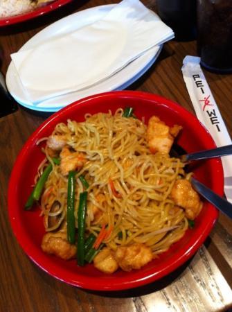 Pei Wei Asian Diner: Lo Mein