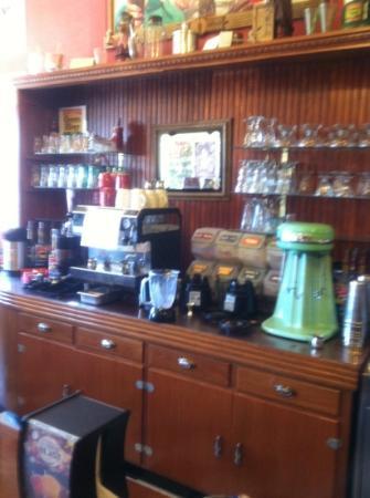 รักบี, นอร์ทดาโคตา: Espresso in the heartland.