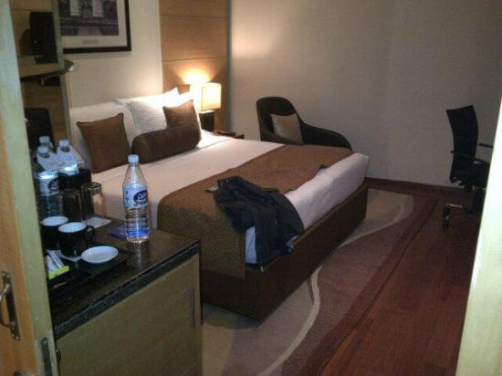 Radisson Blu Marina Connaught Place: My Bedroom 140