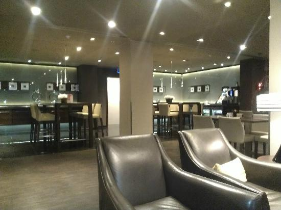 Amsterdam Marriott Hotel: Executive Lounge