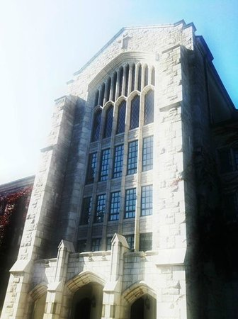 Ewha Womans University: At Edae